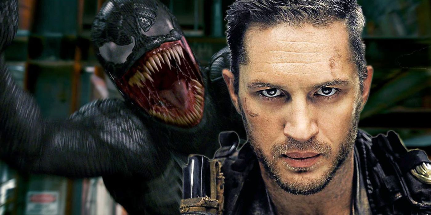 Why Tom Hardy is the Perfect Actor to Play Venom