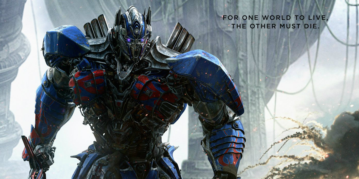 Transformers Age Of Extinction Poster Optimus Prime