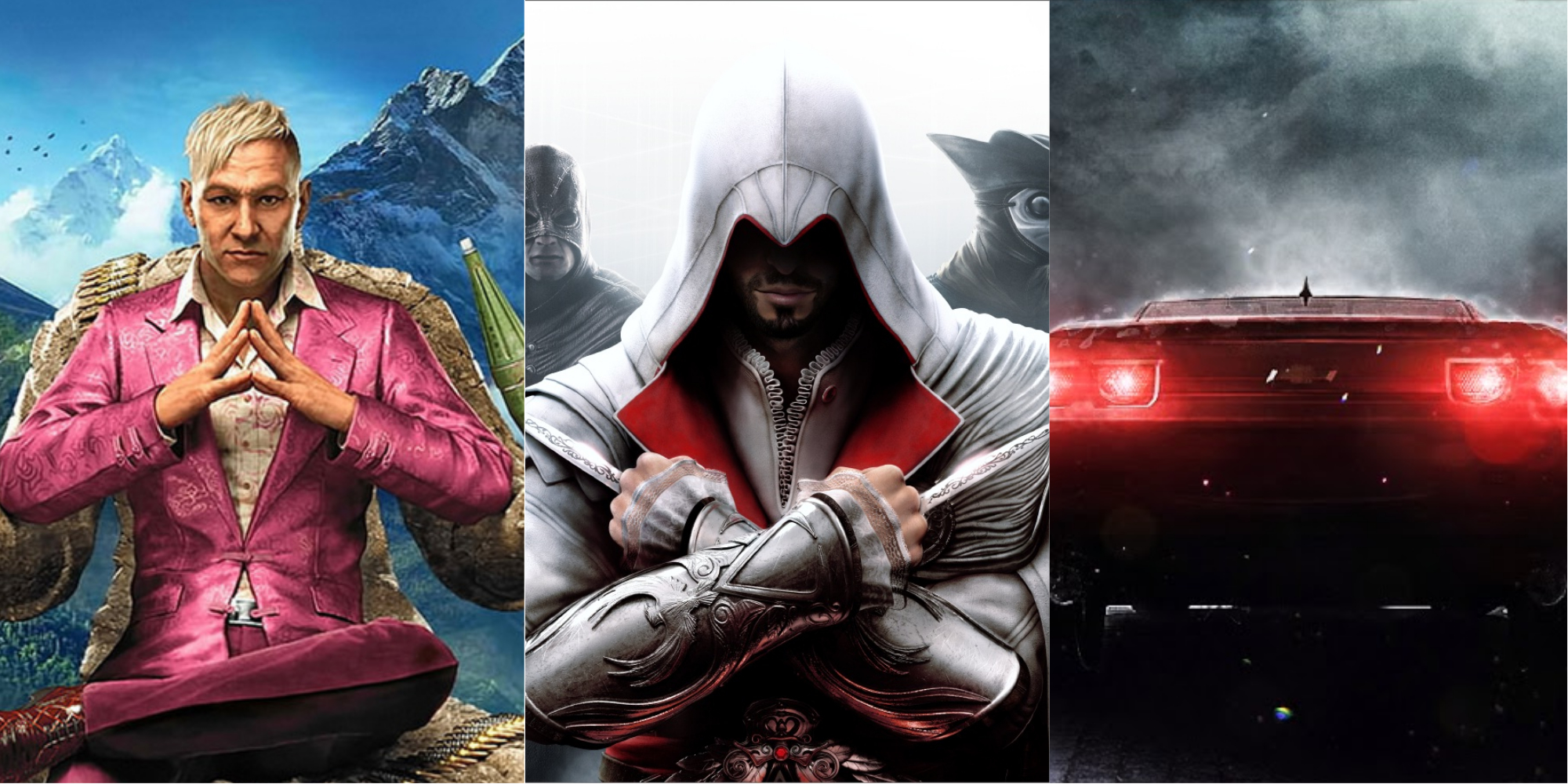 The 20 Worst Ubisoft Games Of All Time According To ...