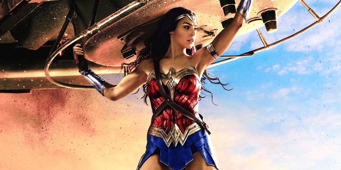 Wallpaper Wonder Woman 2017 Movies 6723: Wonder Woman: The Hero DCEU Critics Wanted?