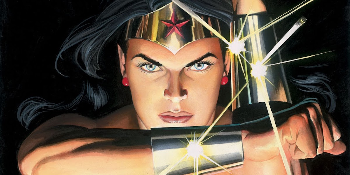 What Wonder Woman Can Do That No One Else Can