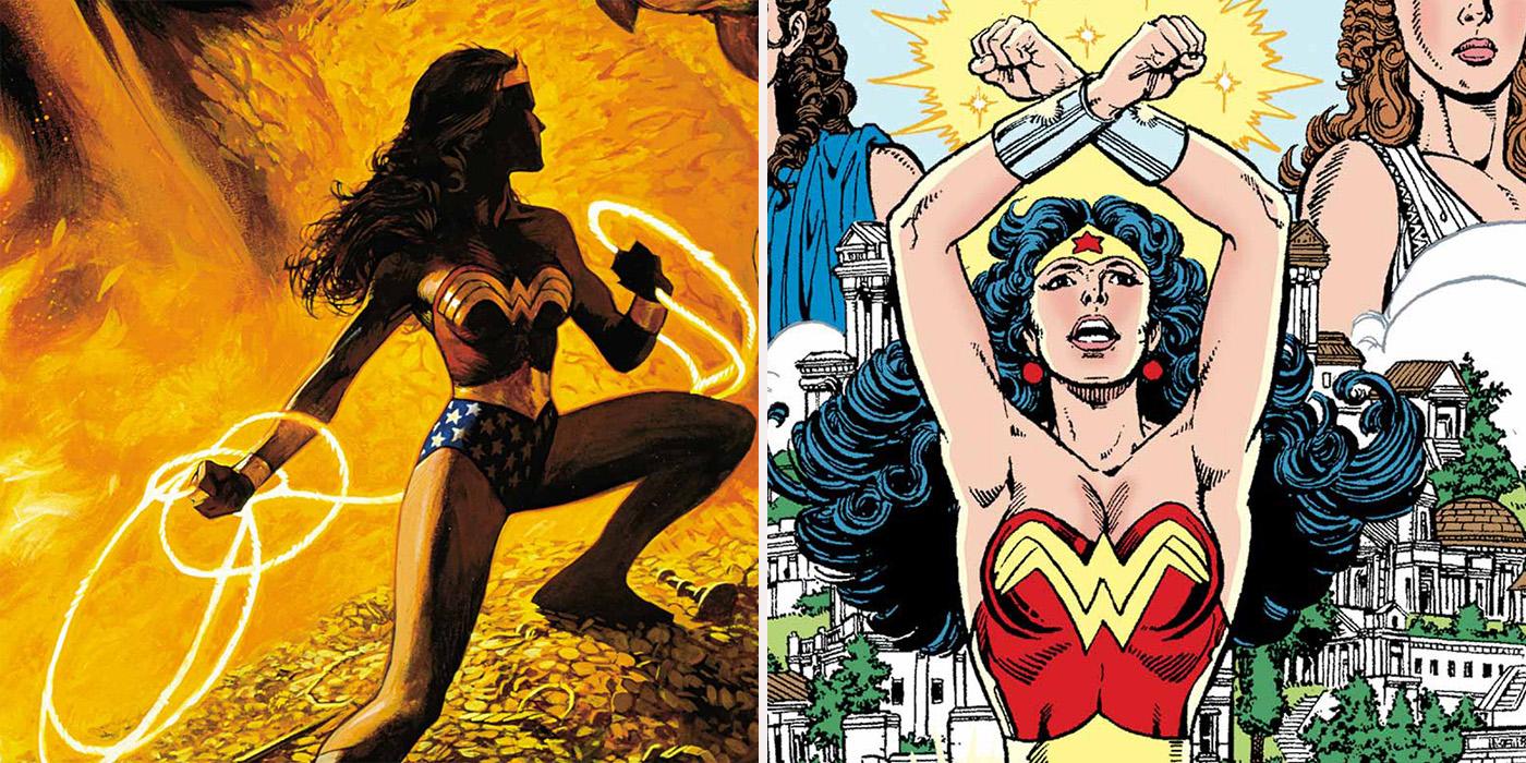 Most Essential Wonder Woman Comics | Screen Rant