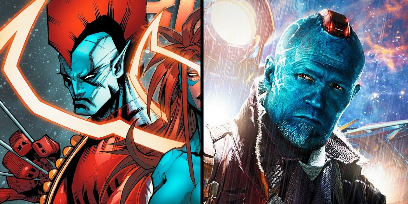 Facts About Yondu Of The Guardians