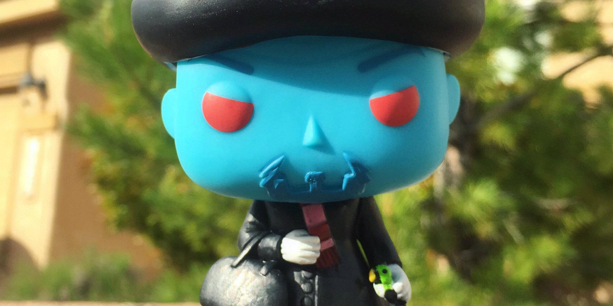 Yondu Gets Fanmade Mary Poppins Funko Figure Screen Rant