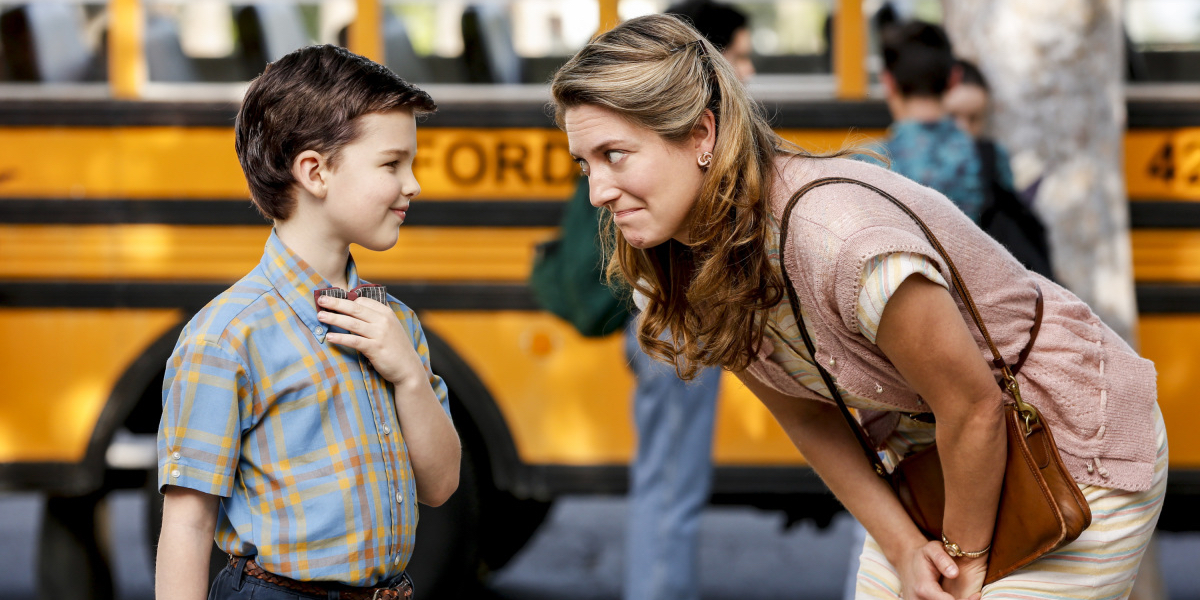 Young Sheldon CBS Big Bang Theory