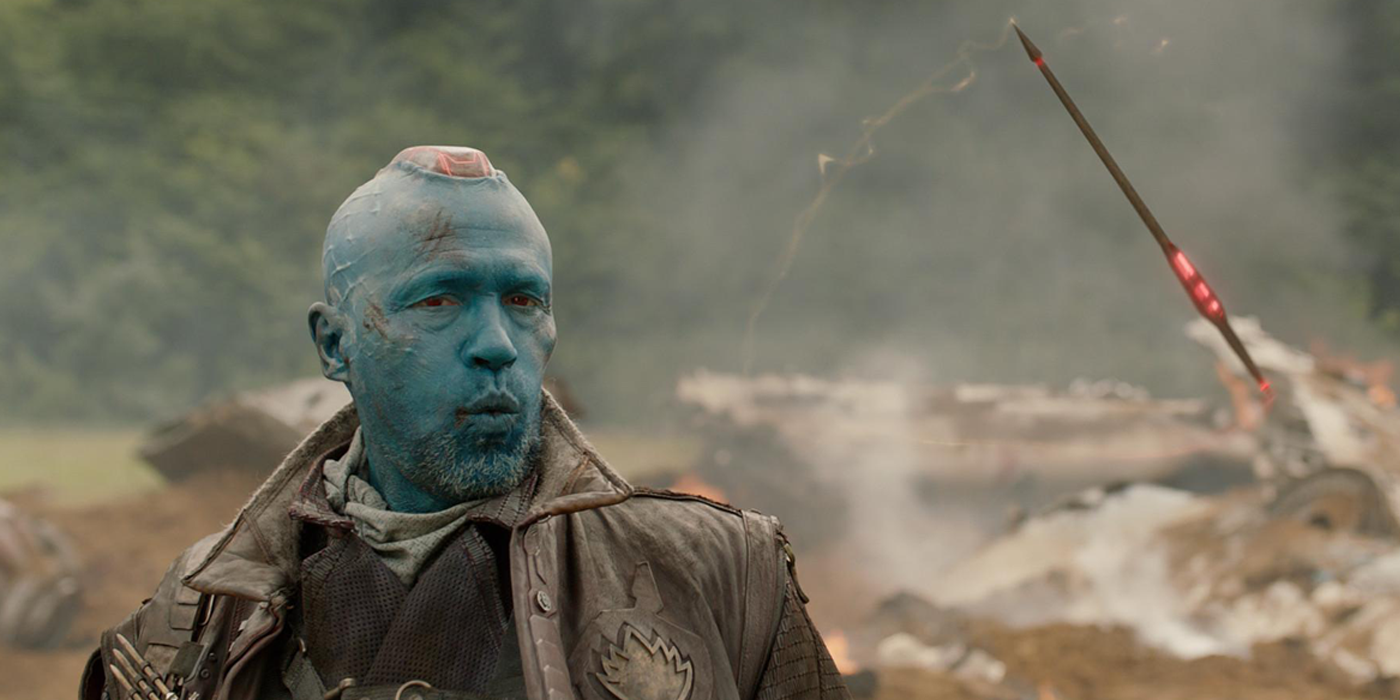 Yondu Whistling Guardians of the Galaxy