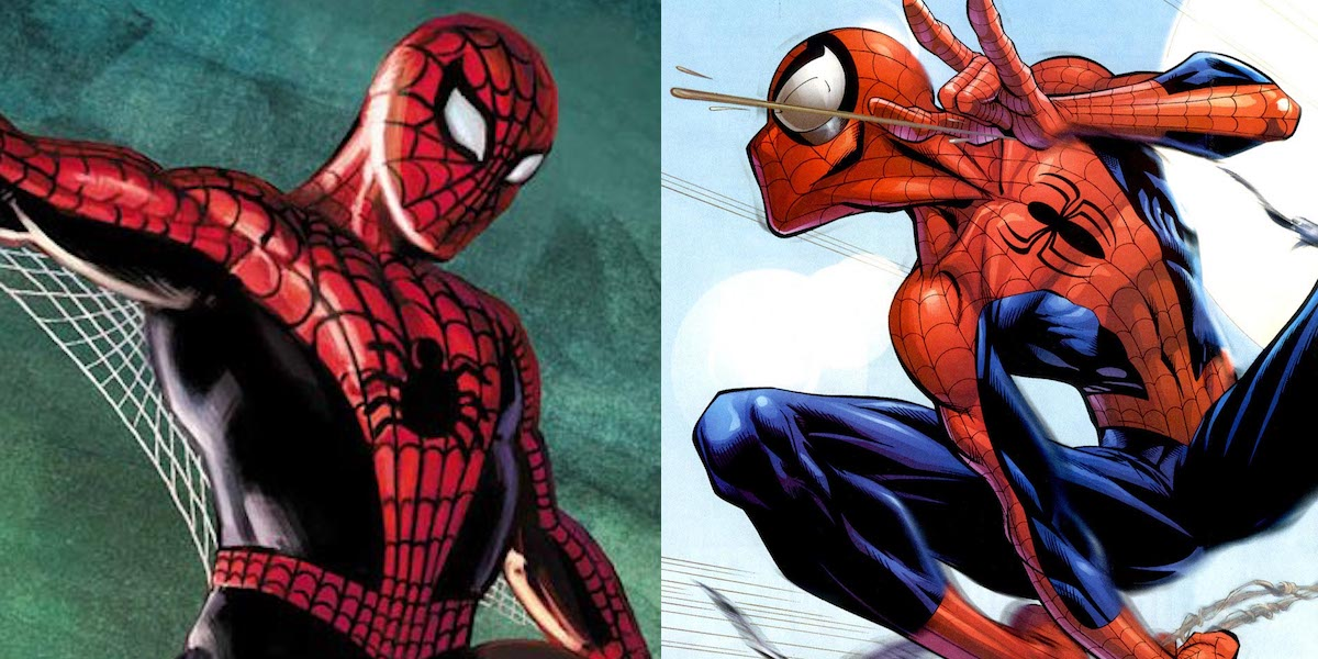 Ultimate spider man comic - photo#47