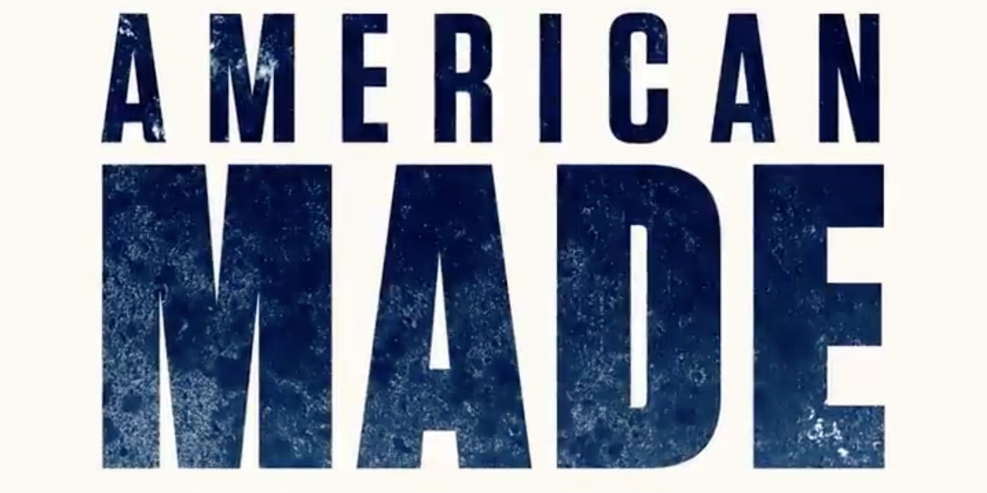 tom cruise 39 s american made gets a trailer screen rant. Black Bedroom Furniture Sets. Home Design Ideas