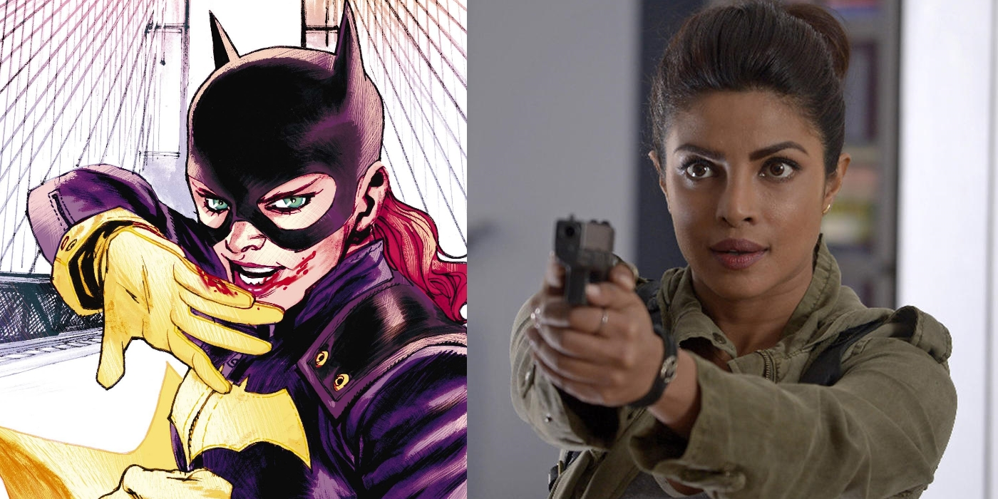 Why Priyanka Chopra Would Make a Great Batgirl