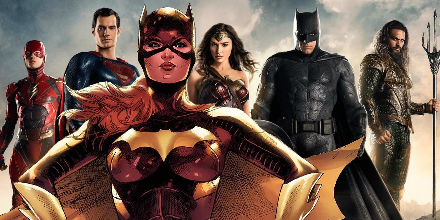Batgirl Reportedly Won't Debut in Justice League