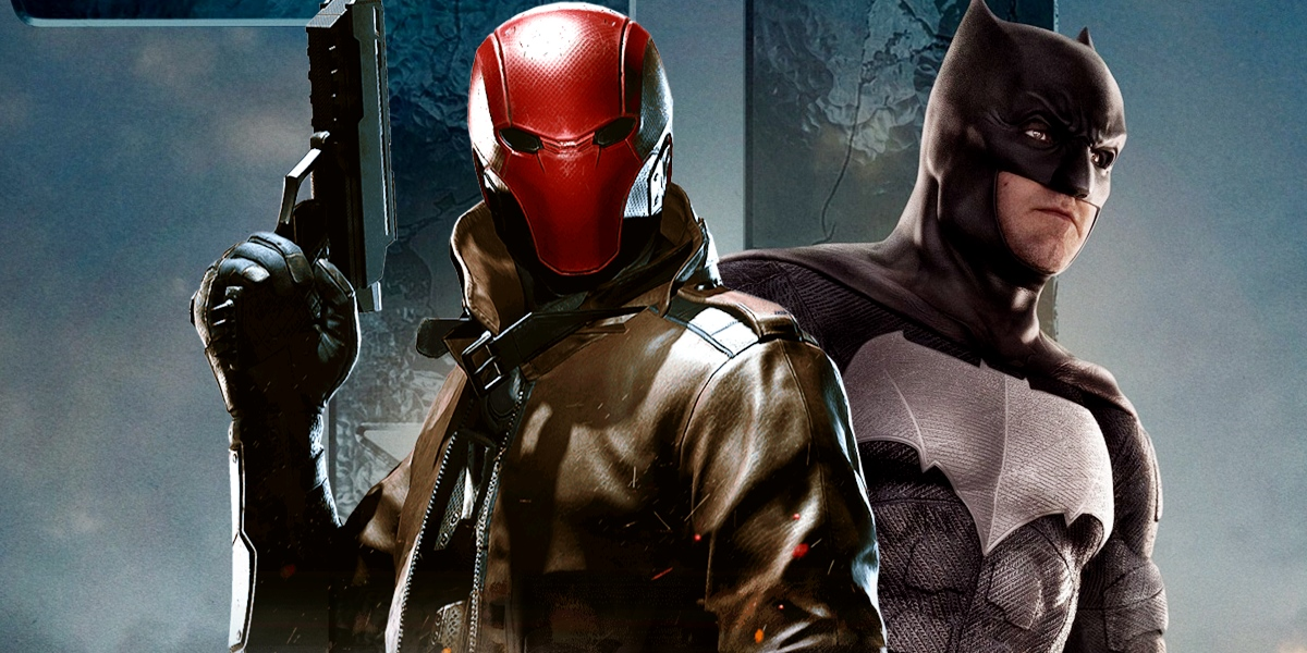 The dceu needs an r rated red hood movie screen rant sciox Images