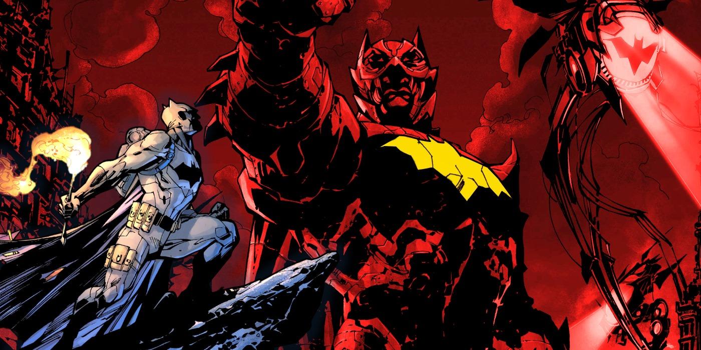 Batman Rebirth One Shot DC 2016