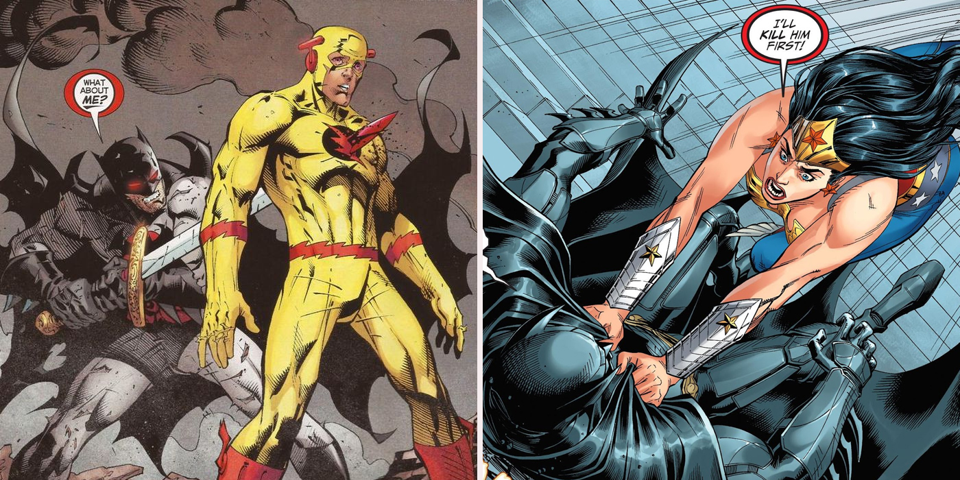 DC Heroes With The Highest Body Counts, Ranked | Screen Rant