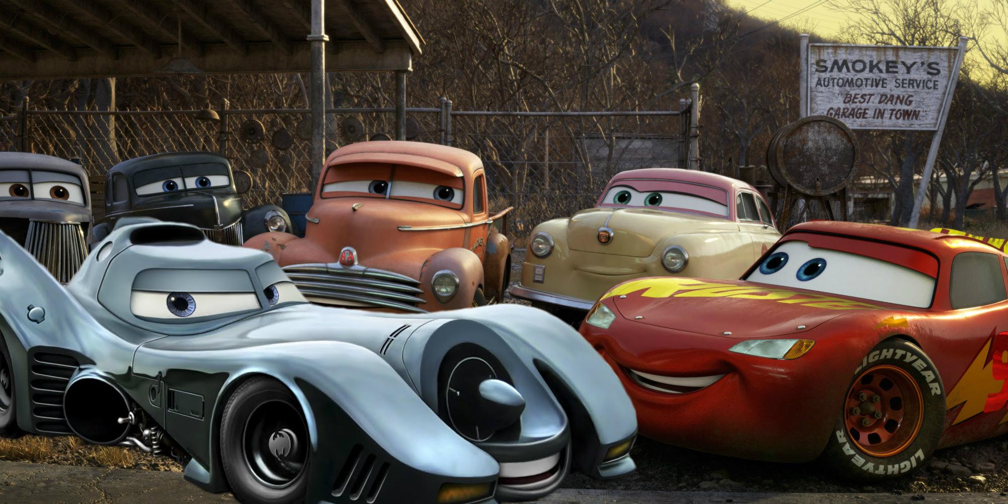 Cars  Easter Eggs