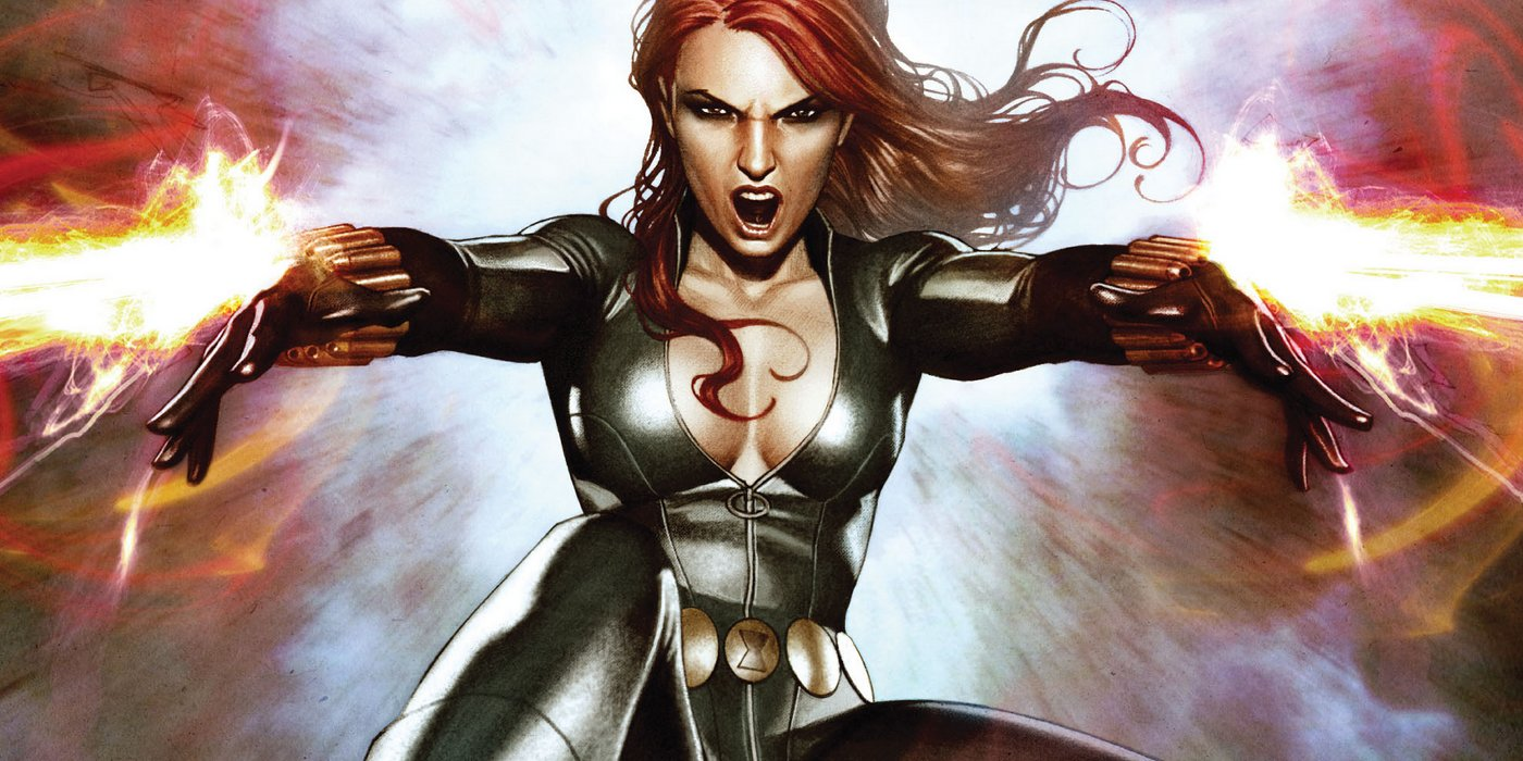 Marvel black widow - photo#32