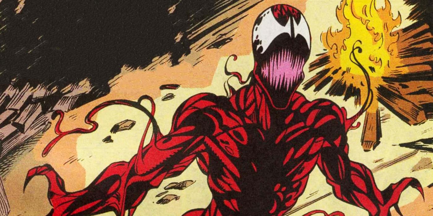 Venom Movie Will Inclu...