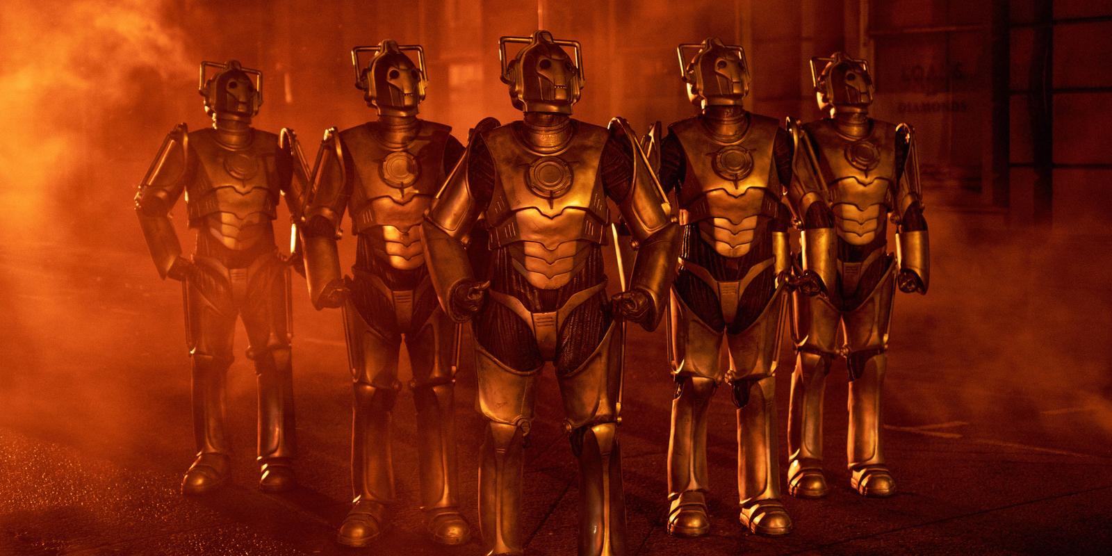Cybermen Doctor Who Season 10 Episode 11