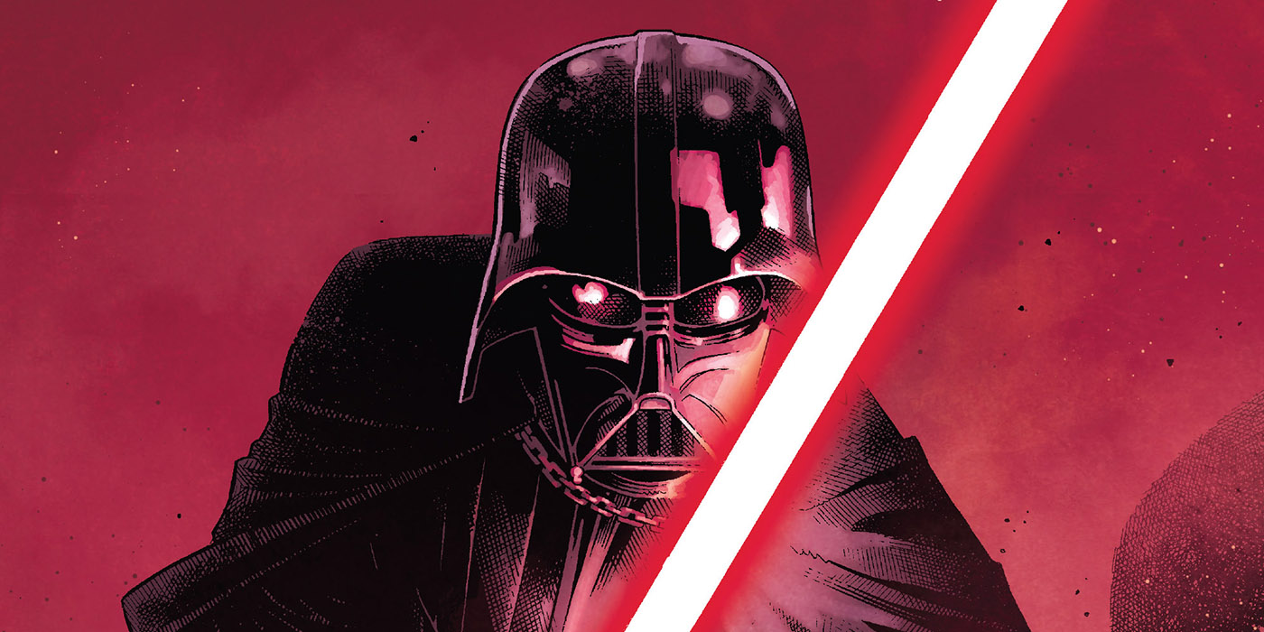 Darth Vader #1 cover art
