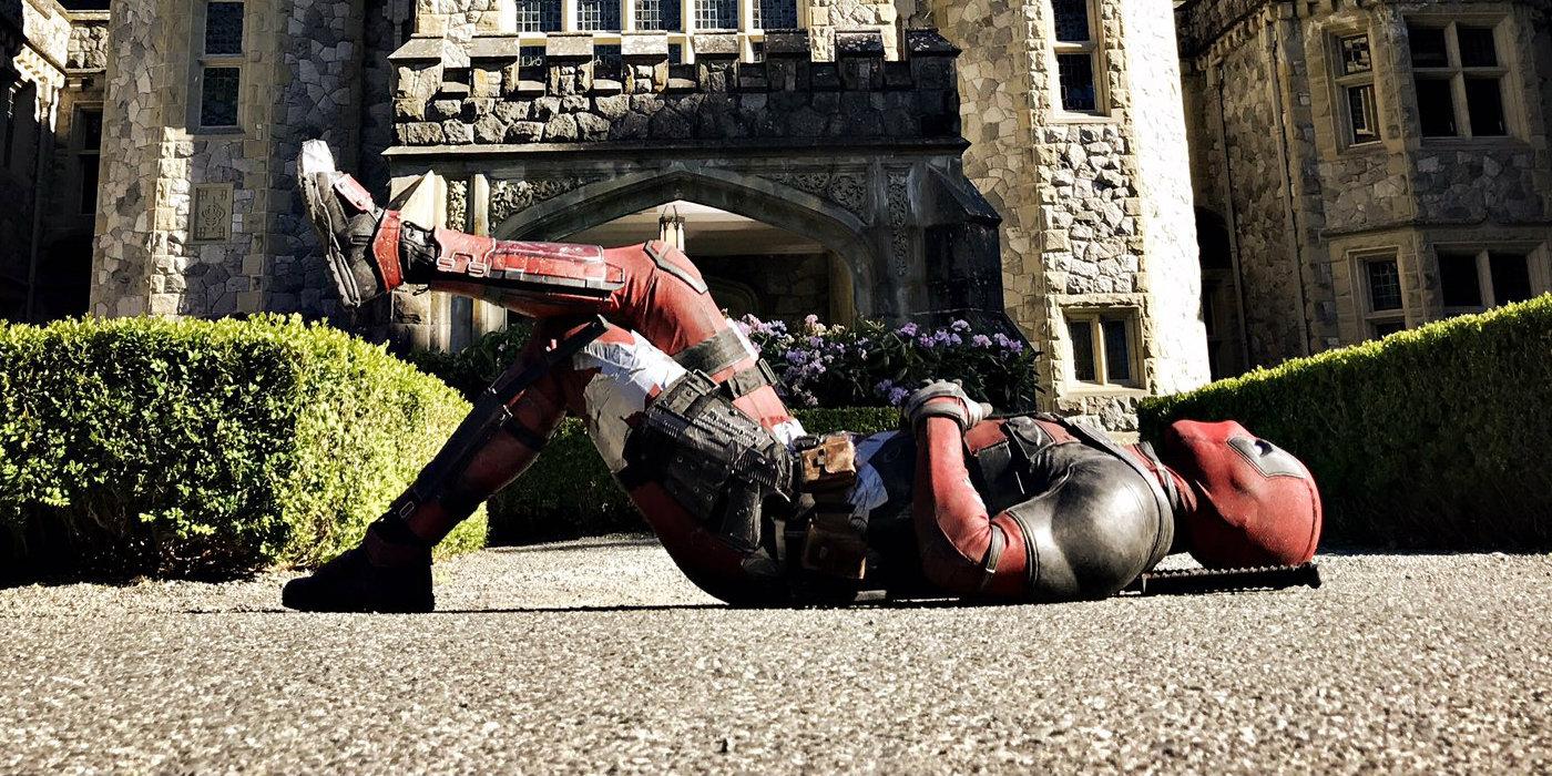 Deadpool 2 Leaked