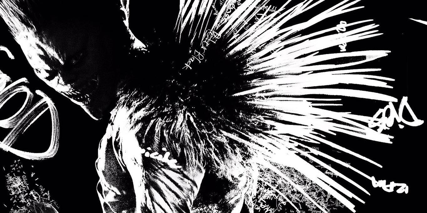 Death Note Poster Reveals Willem Dafoe As Ryuk