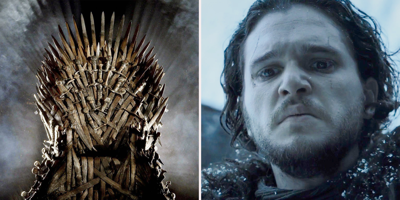Reasons Jon Snow WON'T Win The Game Of Thrones | Screen Rant