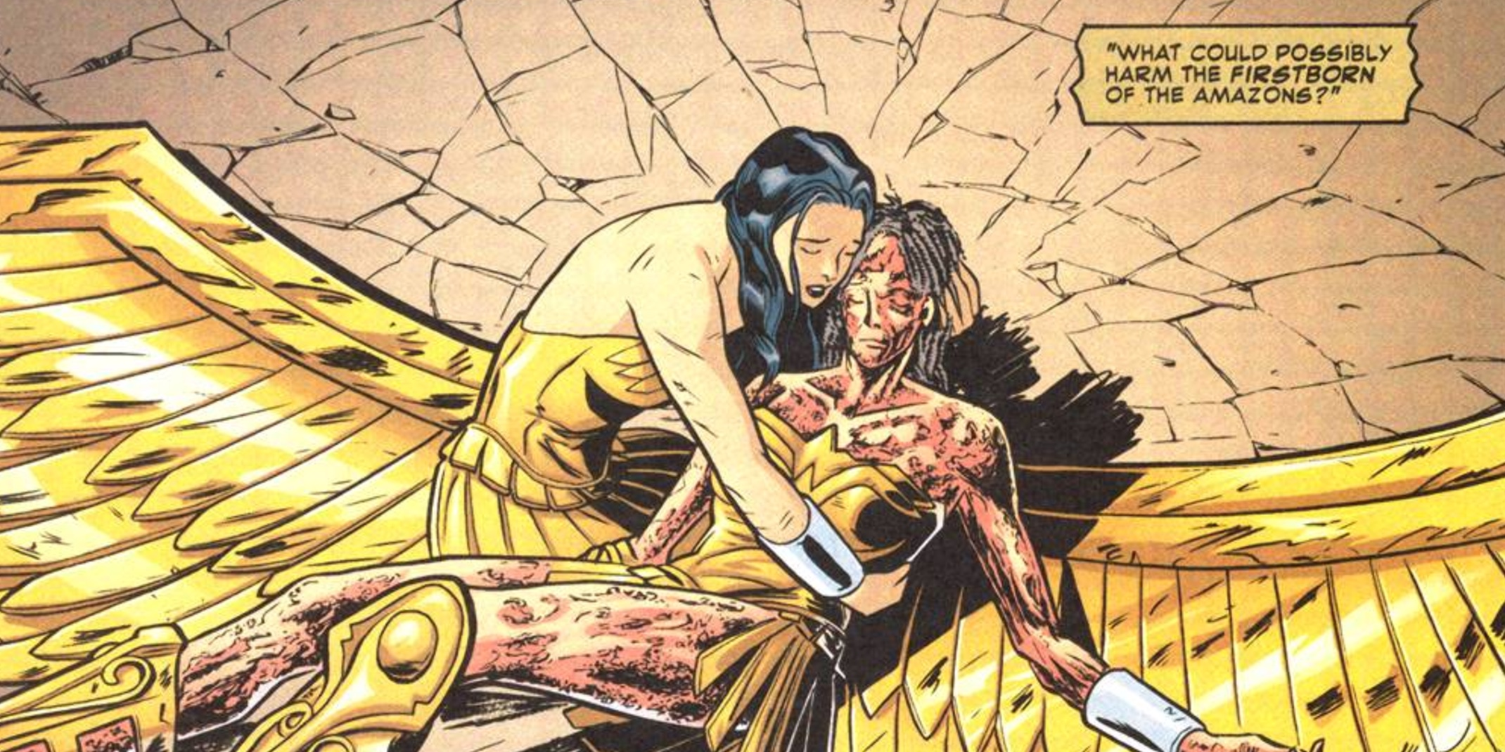 Wonder Woman: 15 Things You Didn't Know About Hippolyta