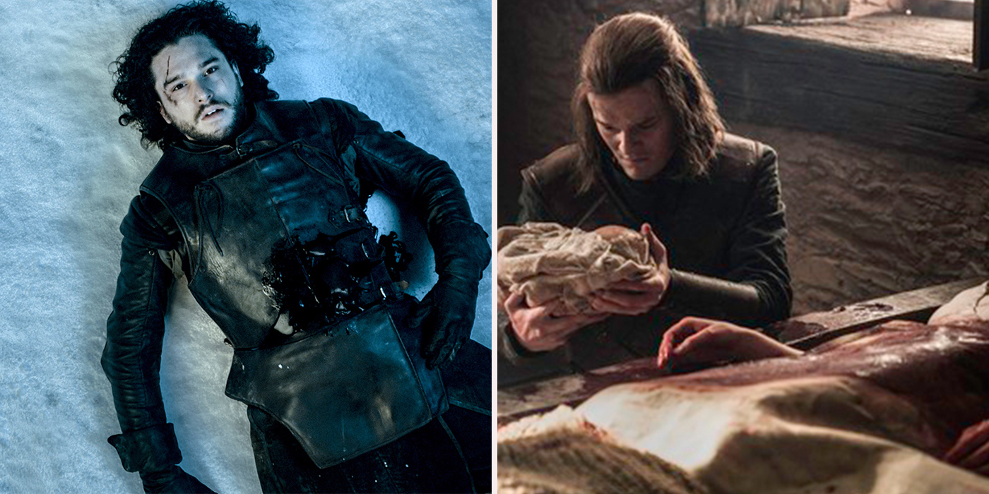 Game of Thrones Fan Theories The Show Answered | Screen Rant