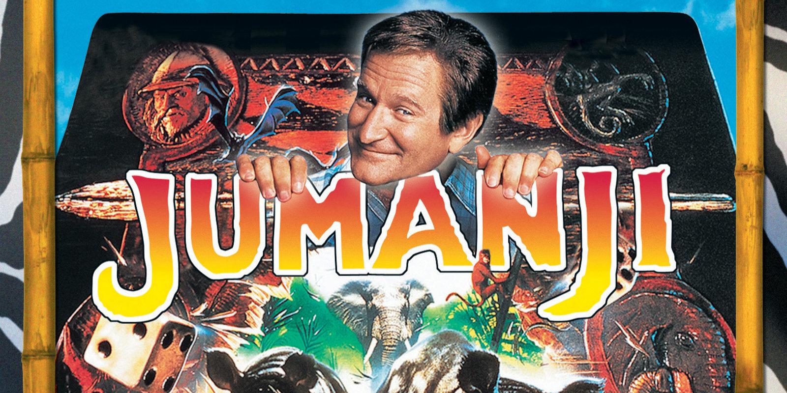 Robin Williams Jumanji How Jumanji 2 Honors R...