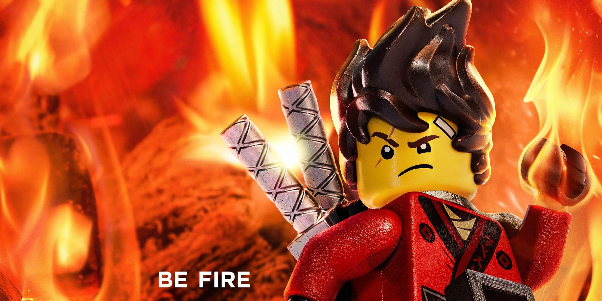 Lego Ninjago Movie Character Postes - Screen Rant