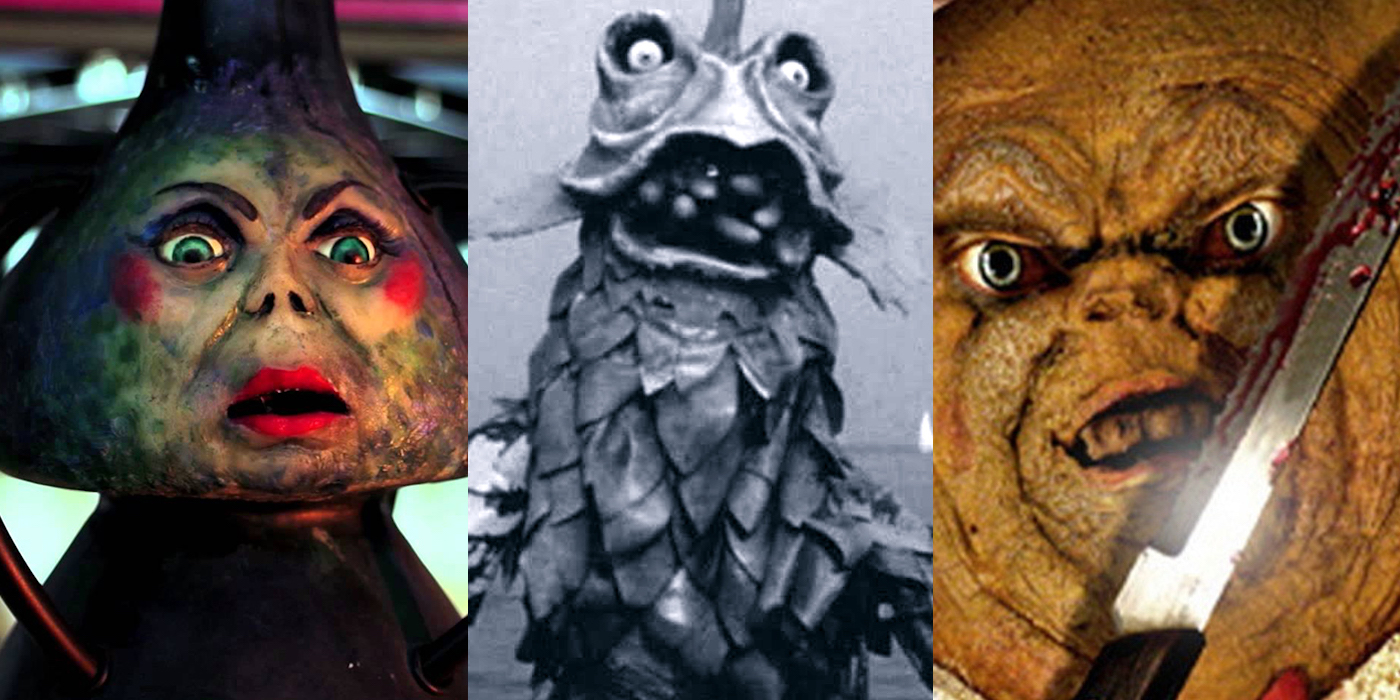 15 Most Outrageous B-Movie Monsters Ever | Screen Rant