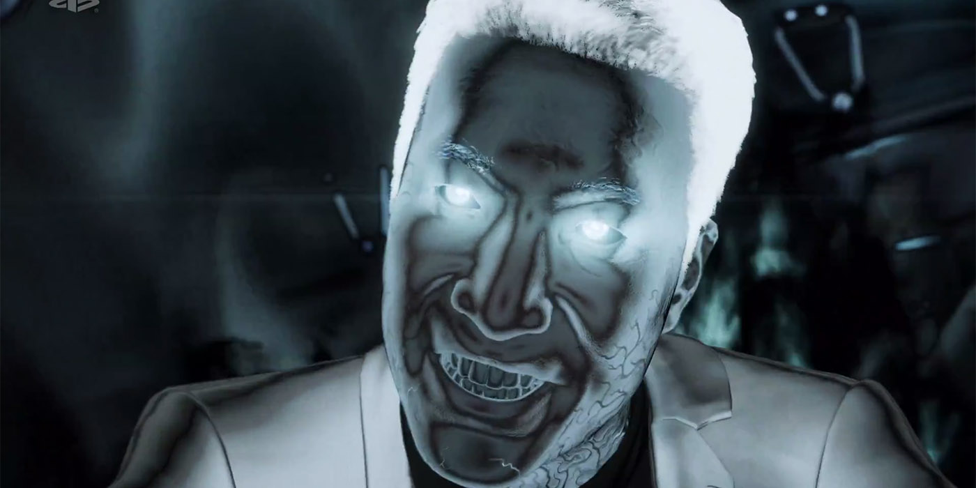 Mr. Negative in Marvel's Spider-Man by Insomniac Games