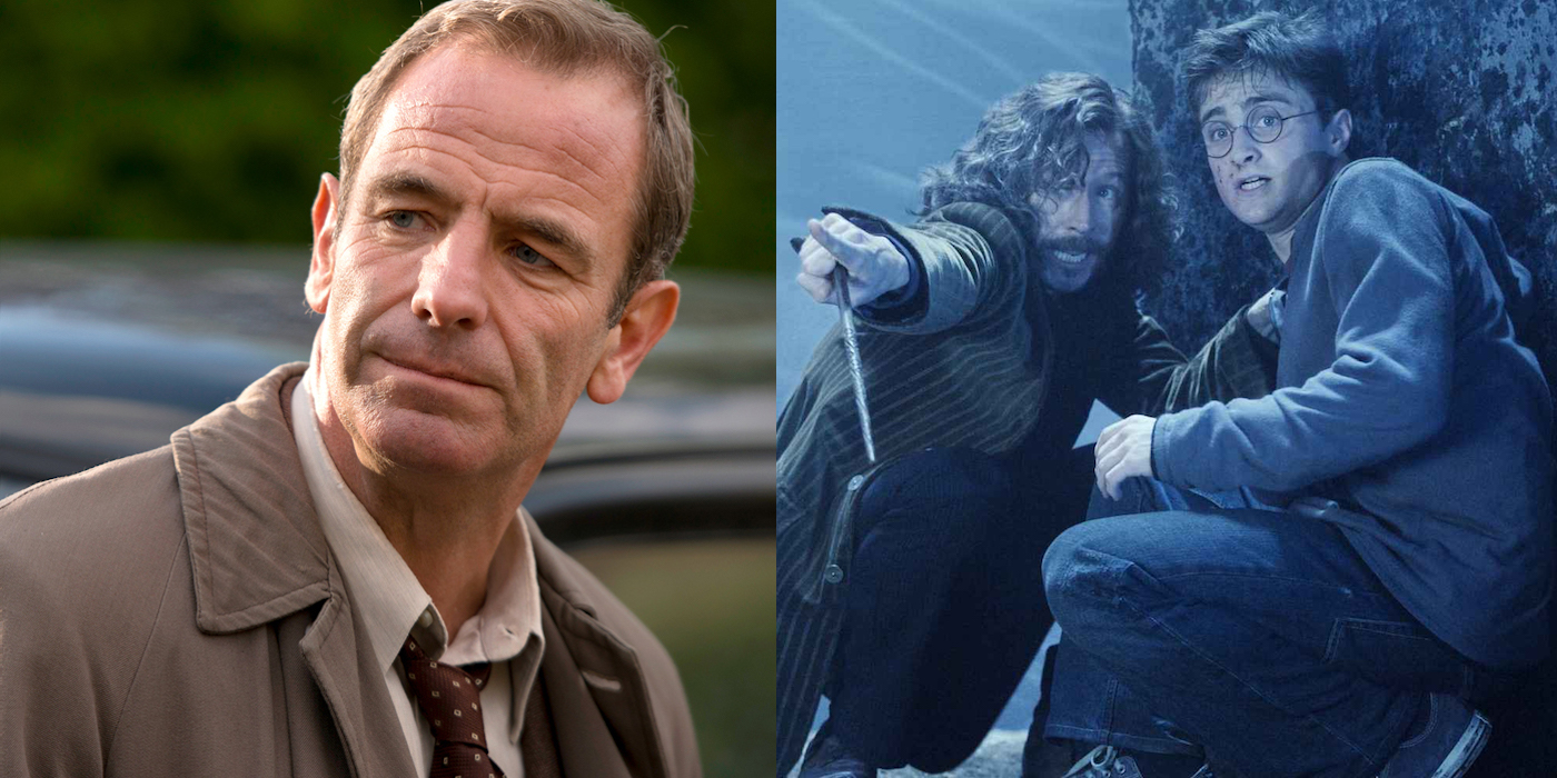 TV and Movie News Harry Potter: 15 Things You Didn't Know ... Young James Potter Played By