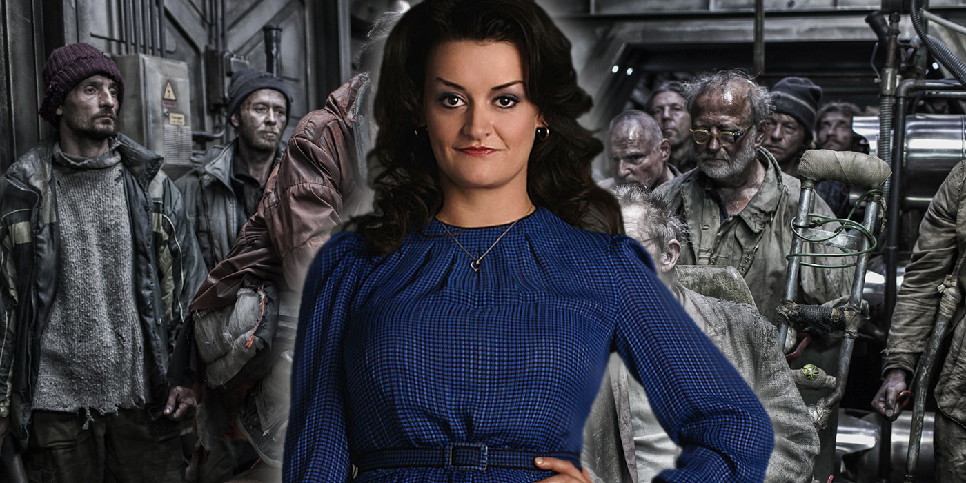 Snowpiercer with Alison Wright