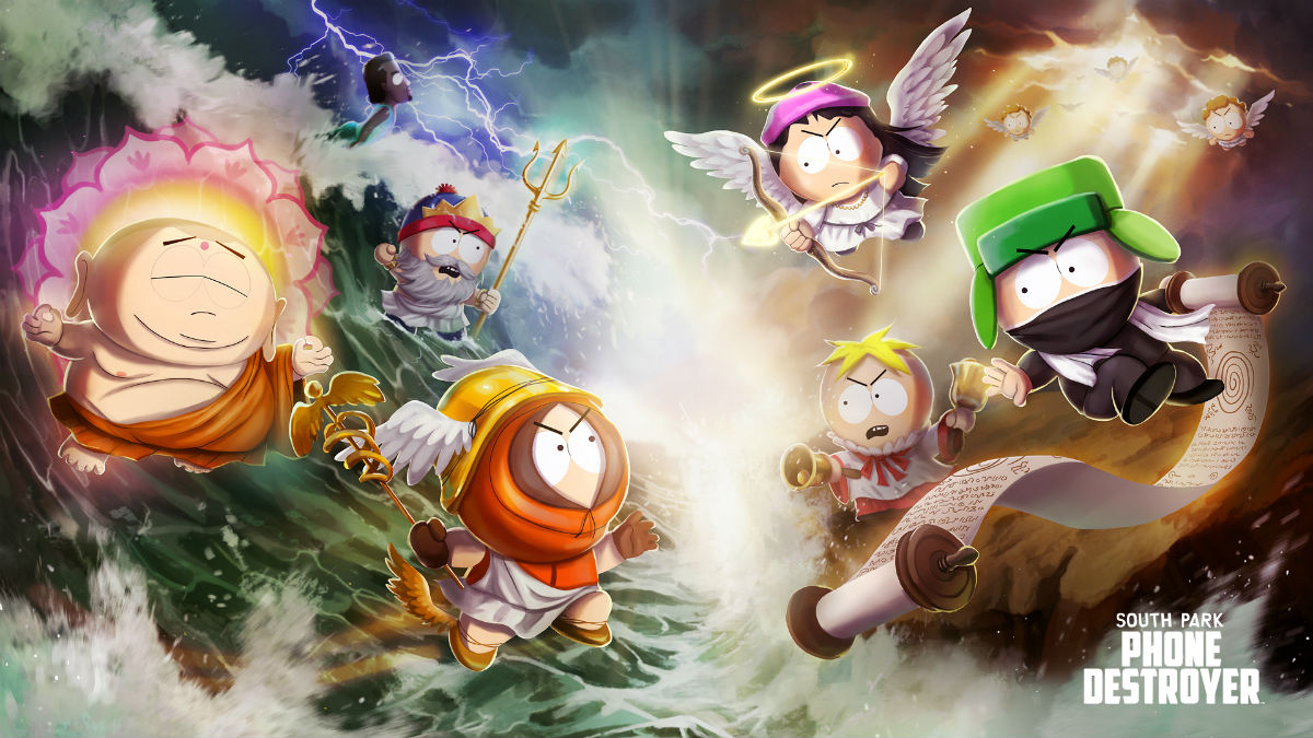 Resultado de imagem para South Park: Phone Destroyer