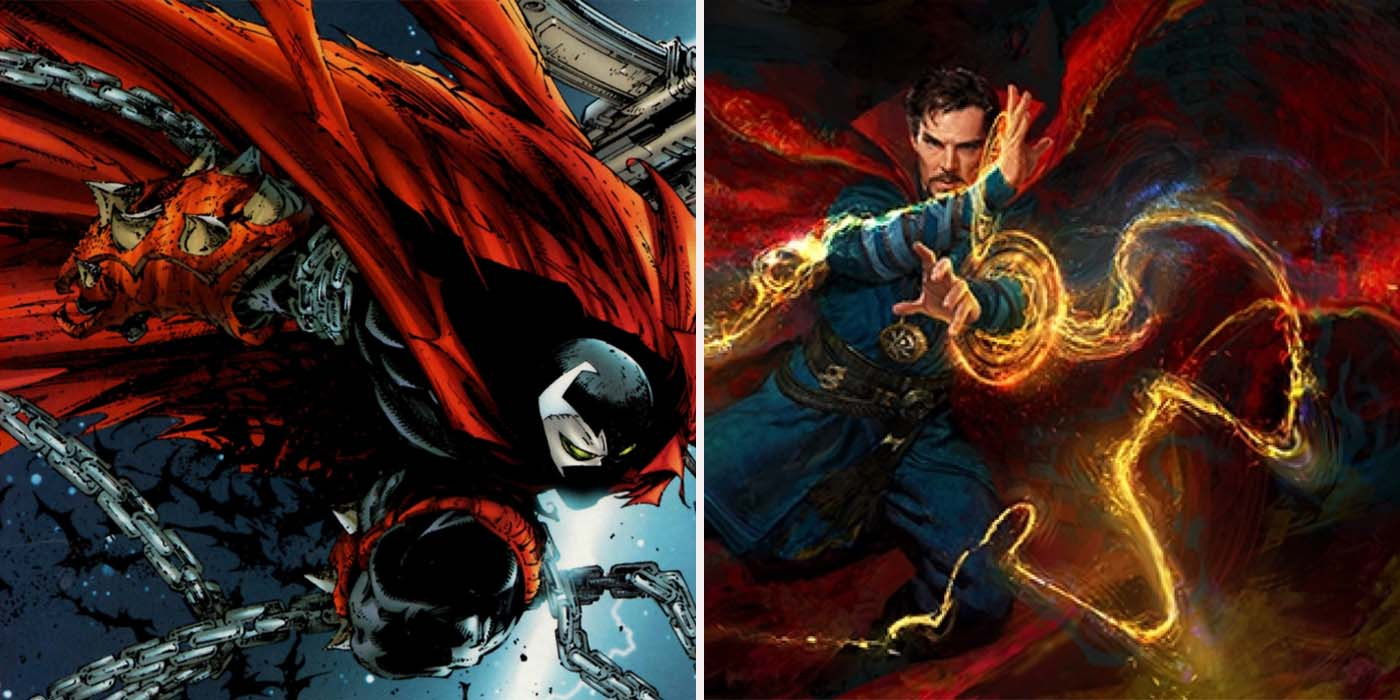 15 superheroes amp villains whose capes are almost as