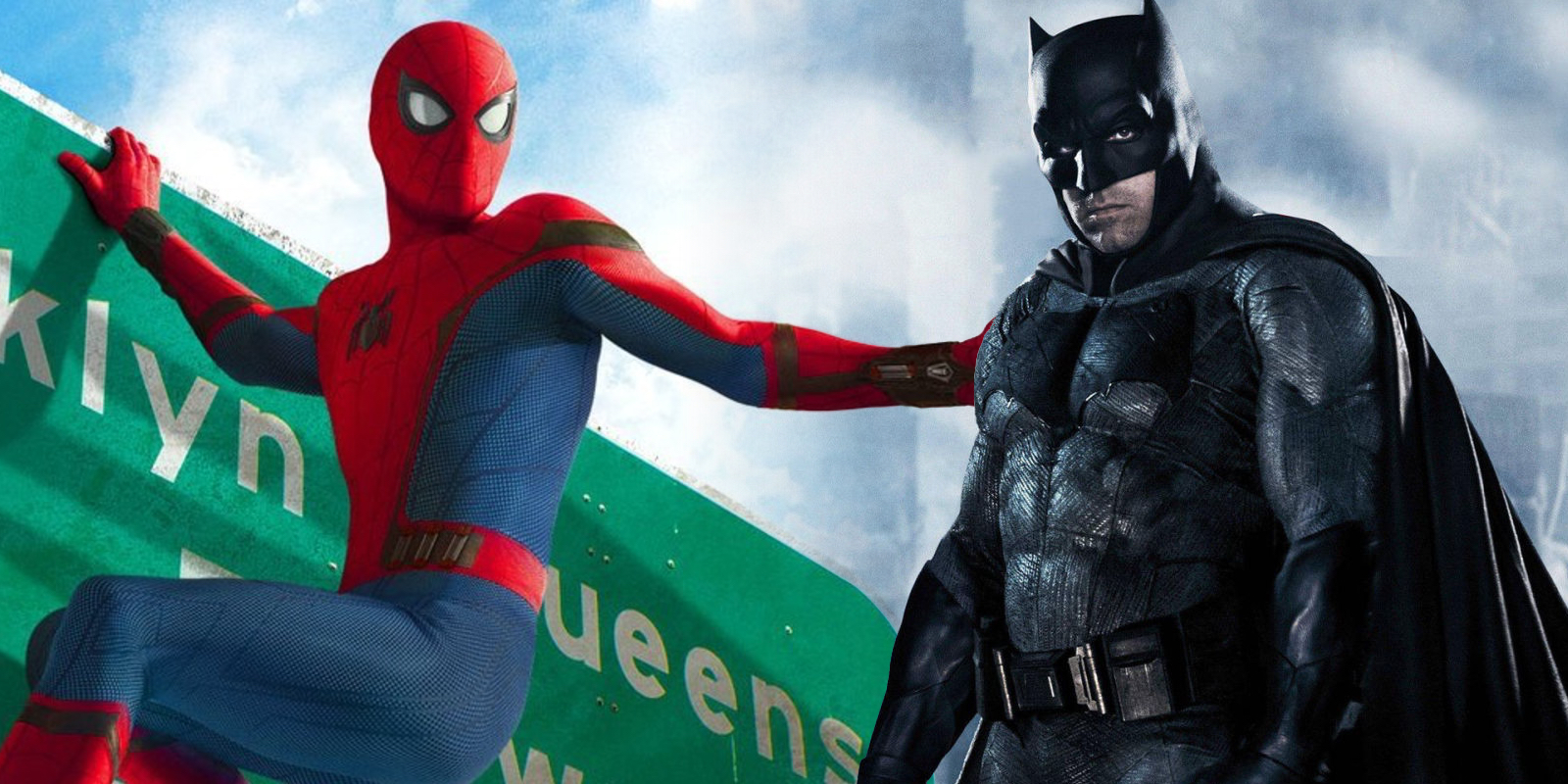 Spider-Man V Batman Fan Trailer | Screen Rant