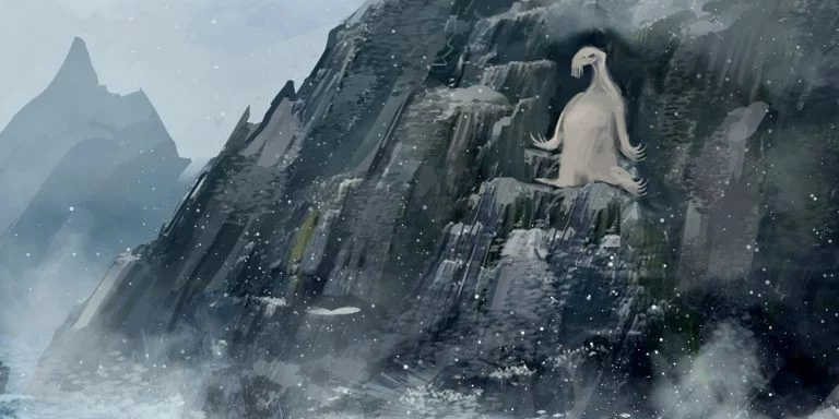 Star Wars 8 Book Reveals Ahch-To Sea Monsters
