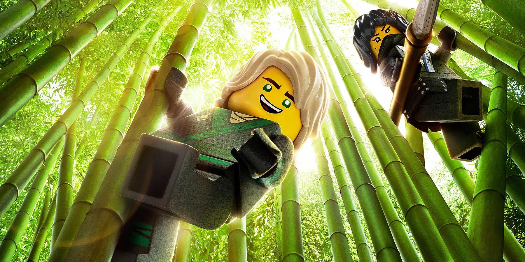 The LEGO Ninjago Movie Poster Cropped