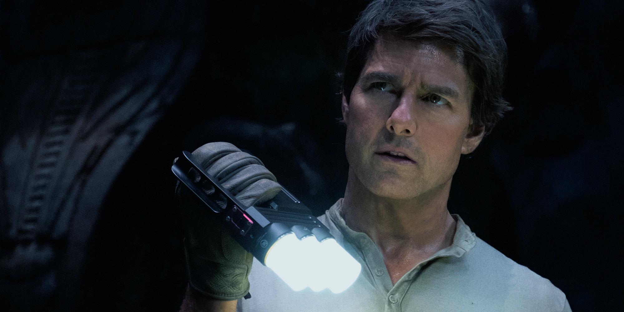 Will Tom Cruise Return to the Dark Universe? | Screen Rant Tom Cruise Movies