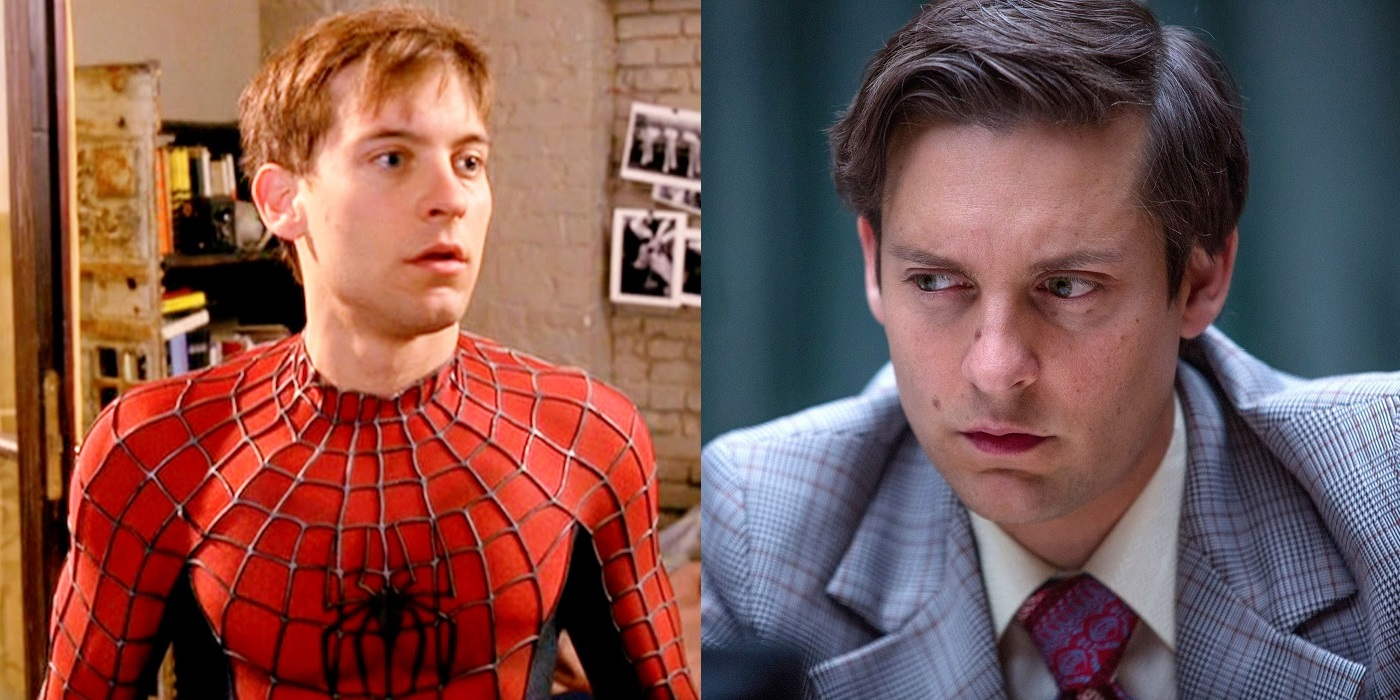 Where Are They Now? Spider-Man Trilogy Cast   Screen Rant тоби магуайр