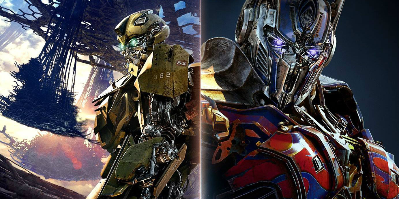 transformers the last knight review  screen rant
