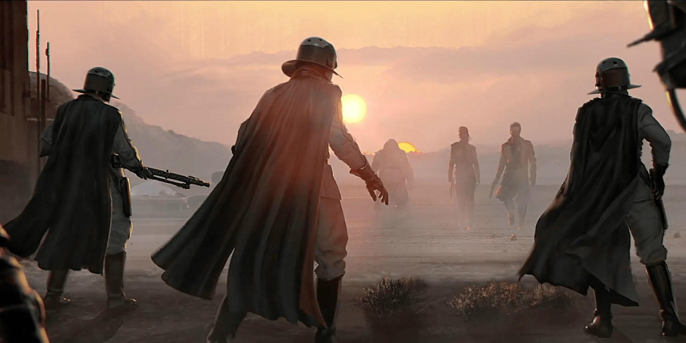 EA Shockingly Shuts Down Star Wars Game Developer Visceral