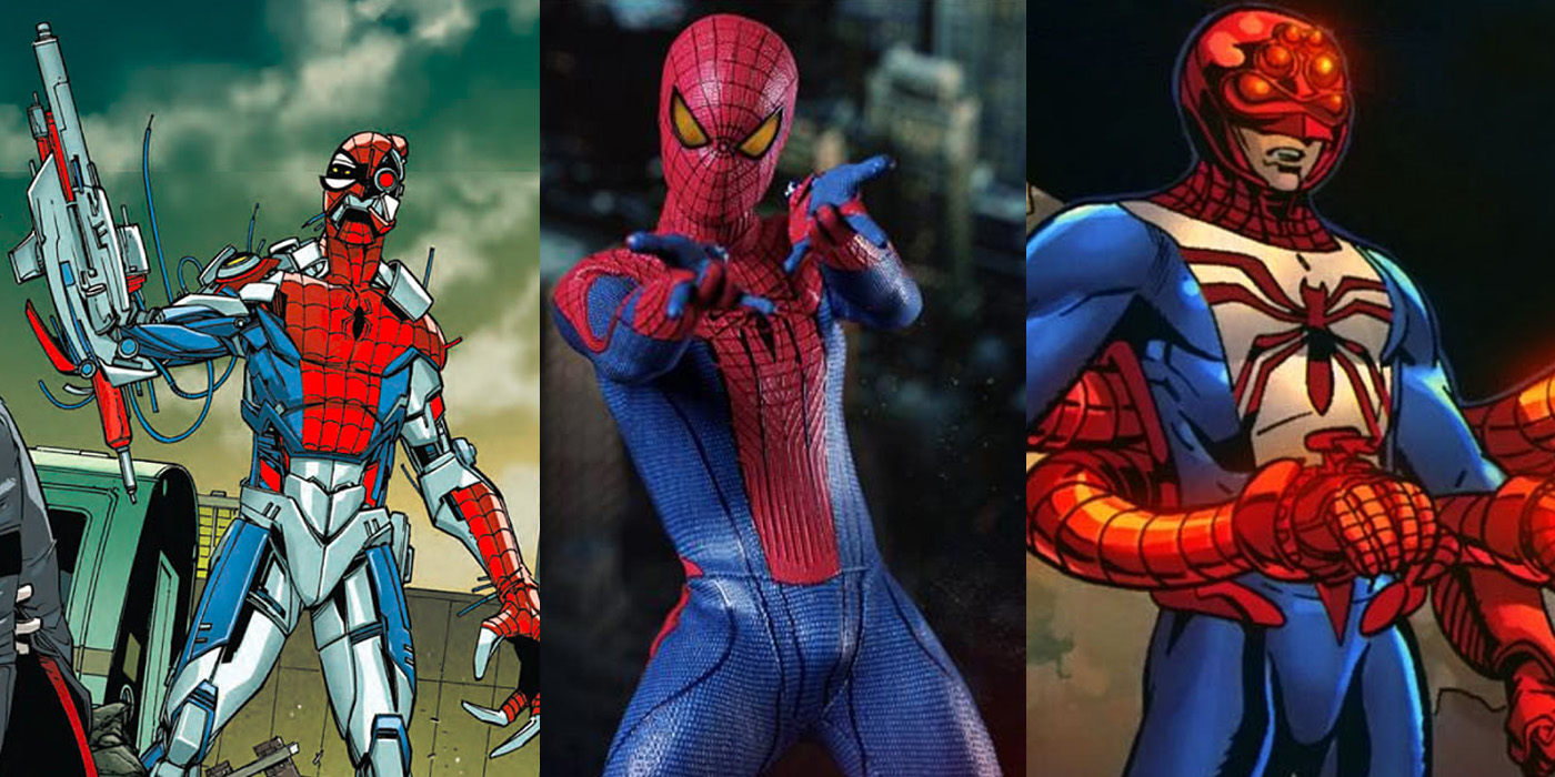 WORST SpiderMan Costumes Of All