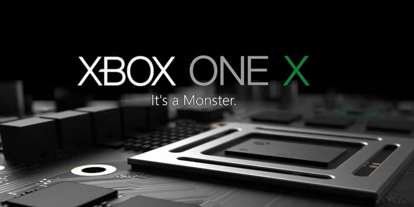 xbox one x pre orders start this year screen rant. Black Bedroom Furniture Sets. Home Design Ideas