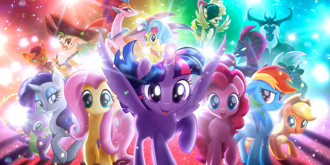 My Little Pony: The Movie Trailer | Screen Rant