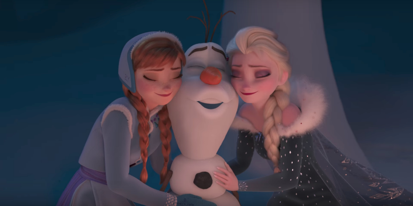 Olafs Frozen Adventure Trailer Released