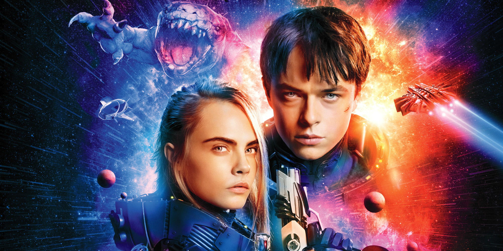 Valerian and the City of a Thousand Planets Header