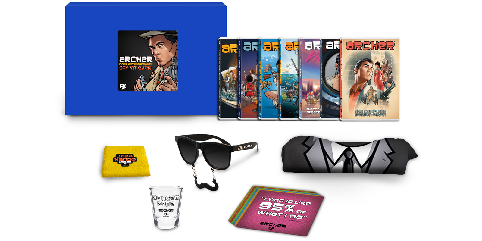 Archer Box Set