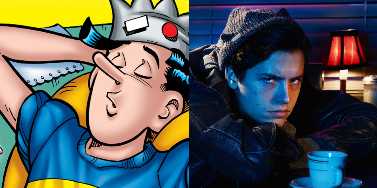Riverdale: Things You Never Knew About Jughead | ScreenRant