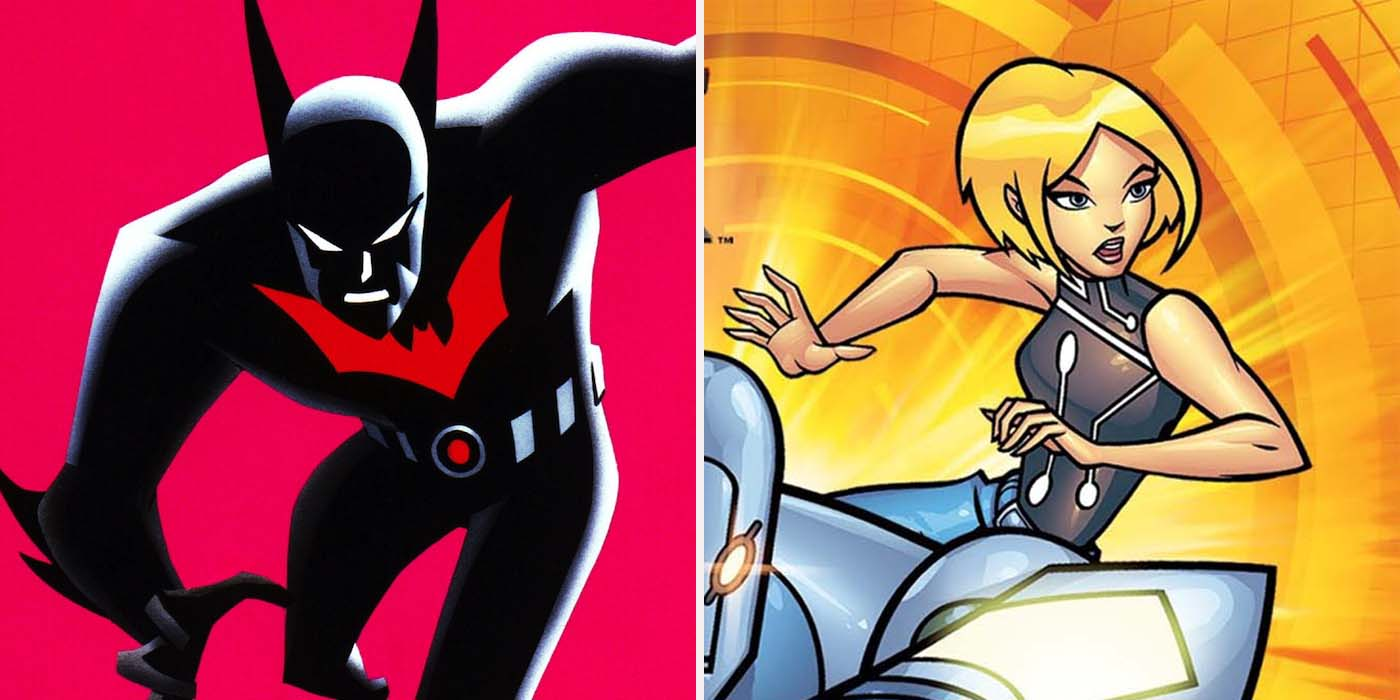 Things About Batman Beyond That Make No Sense | Screen Rant